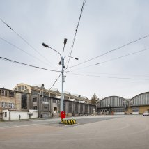 C5–395D Central Maintenance Workshops of the City of Pilsen Electrical Company