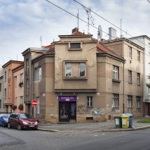 C3–1963 Complex of terraced apartment houses of Ferdinand Kout