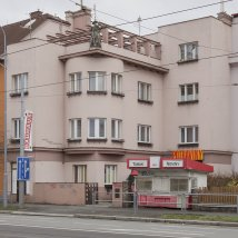 C6–1946 František Arazim's apartment building