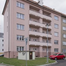 C6–2315 Complex of apartment houses for employees of the Škoda Works